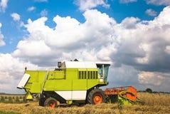 agicultural maszyneria Obraz Royalty Free