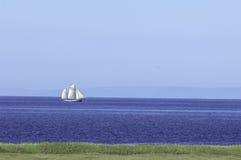 Żagiel łodzie Zdjęcia Royalty Free