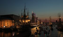ŻAGIEL Amsterdam 2015 Obrazy Stock