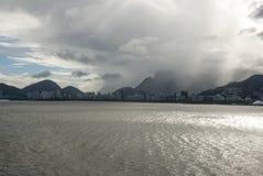 Żagiel daleko od Brazylia, Rio De Janeiro - Zdjęcie Royalty Free