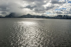 Żagiel daleko od Brazylia, Rio De Janeiro - Fotografia Royalty Free