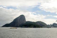 Żagiel daleko od Brazylia, Rio De Janeiro - Obrazy Stock