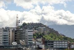 Żagiel daleko od - Rio De Janeiro Fotografia Royalty Free