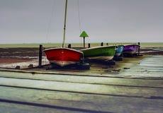 Żagiel łodzie Obraz Stock