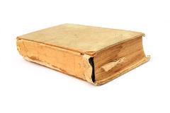 Aging book Stock Image