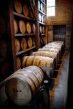 Aging Bourbon. At a Kentucky Distillery stock photos