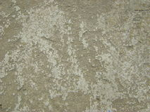 Aging concrete track Stock Photography
