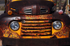 Aging and rusty truck Stock Photography