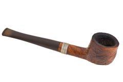 Aging smoking pipe Royalty Free Stock Photos