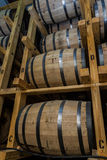 Aging whiskey Stock Photography