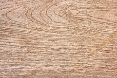 Aging of the wood surface. Royalty Free Stock Images