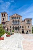 Agio-Dimitrios-Kirche Lizenzfreie Stockfotos