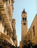 Agio Spiridon Kathedrale Lizenzfreie Stockbilder