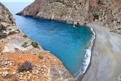 Agiofarago, Crete Zdjęcie Stock