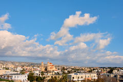 Agioi Anargyroi Church in Pafos, Cyprus Royalty Free Stock Photo