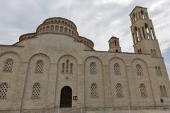 Agioi Anargyroi Orthodox Cathedral in Paphos Royalty Free Stock Photos