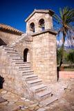 Agios Andreas Monastry. In Kefalonia, Greece Royalty Free Stock Photo