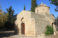 Agios Antoniou church. In Paphos, Cyprus royalty free stock photos