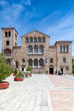 Agios Dimitrios church Royalty Free Stock Photos