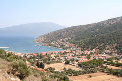 Agios Efimia. Royalty Free Stock Images