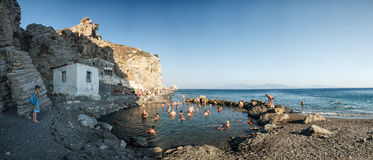 Agios Focas, Kos, Greece Stock Photography