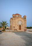 Agios Georgios church on Cyprus Stock Photo