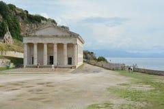 Agios Georgios Church Royalty Free Stock Photo