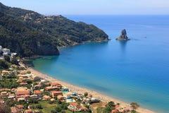 Agios Gordios, Corfu Royalty Free Stock Photography
