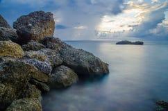 Agios Gordios. Shot taken in Agios Gordios, Greese, in 2014 Royalty Free Stock Photography