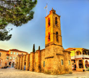 Agios Ioannis church in Nicosia Royalty Free Stock Photography