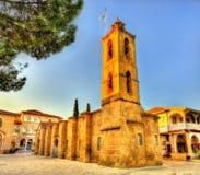 Agios Ioannis-Kirche in Nikosia Lizenzfreie Stockfotografie