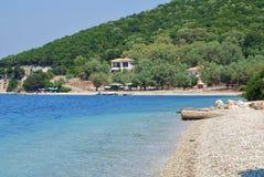 Agios Ioannis, Meganissi Stock Photos