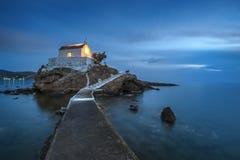 Agios Isidoros, Leros Royalty Free Stock Image