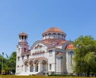 Agios Konstantinos church, Phthiotis, Greece Stock Photos