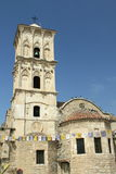 Agios Lazaros church Stock Photo