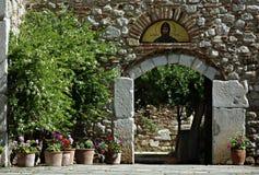 Agios Loukas Stock Image