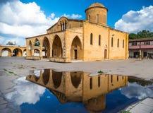 Agios Mamas Church in Morphou, Cyprus Stock Foto's