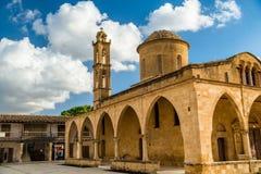 Agios Mamas Church Morphou (Guzelyurt), Chypre Photo libre de droits