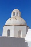 Agios Minas church in Fira Stock Image