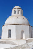 Agios Minas church in Fira Royalty Free Stock Photo