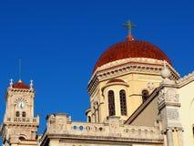 Agios Minas Church In Heraklion Greece Royalty Free Stock Photos