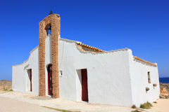 Agios Nicholaous-Kirche, Zakynthos nisi Lizenzfreies Stockfoto