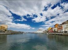 Agios nicolaos - Crete Royalty Free Stock Images
