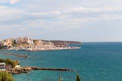 Agios Nicolaos Royalty Free Stock Image
