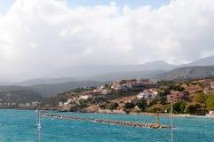 Agios Nicolaos Stock Image