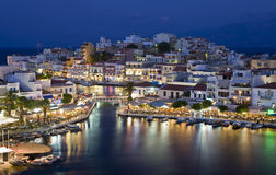 Agios Nikolaos Stock Photos