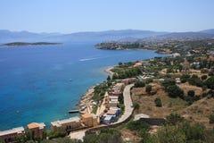 Agios Nikolaos Royalty Free Stock Images