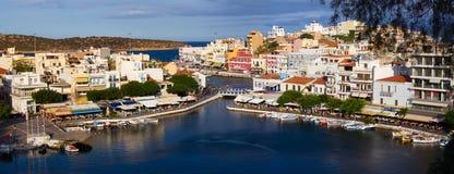 Agios Nikolaos Fotografia Stock