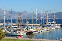 Agios Nikolaos Obraz Royalty Free