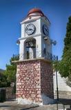 Skiathos island, Greece. Agios Nikolaos church on Skiathos island, Greece royalty free stock photo